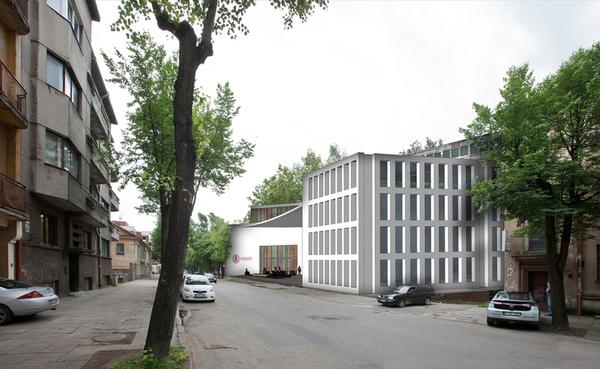 2013 daugiafunkcinio studiju ir mokslo centro pastato5